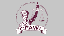 Central Florida Association For Women Lawyers Logo