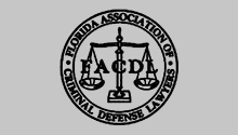 Florida Association of Criminal Defense Lawyers Logo