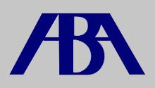 A.B.A. Logo