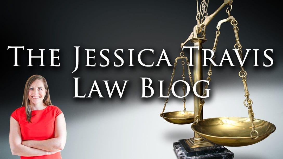 Jessica Travis Blog Banner